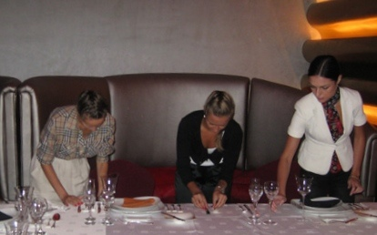 Dining Tutorial