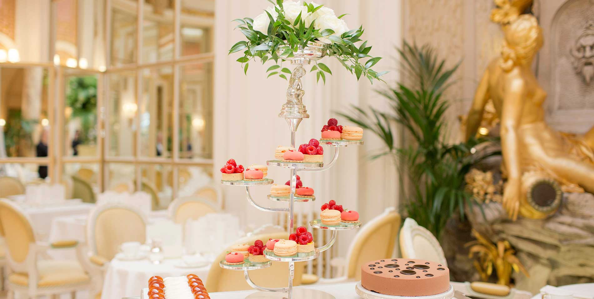 the ritz london afternoon tea